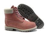 Ботинки Timberland 6 inch boots розовые