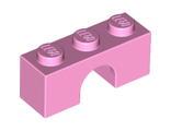Brick, Arch 1 x 3, Bright Pink (4490 / 6054930)