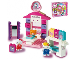 "Unico Plus Конструктор ""Магазин Hello Kitty"" 8670-00HK"
