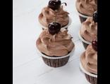 Ирландские шоколадные капкейки / Irish Chocolate Cupcakes