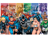 Постер Maxi Pyramid: DC: Justice League America (Generations)