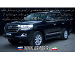 Various luxury elongated and armored SUVs based on Toyota Land Cruiser GXR / VXR 200 and Lexus LX570 in VR7, VR9 and VR10, 2019-2020 YP