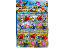 Супер крылья Super Wings на карте оптом