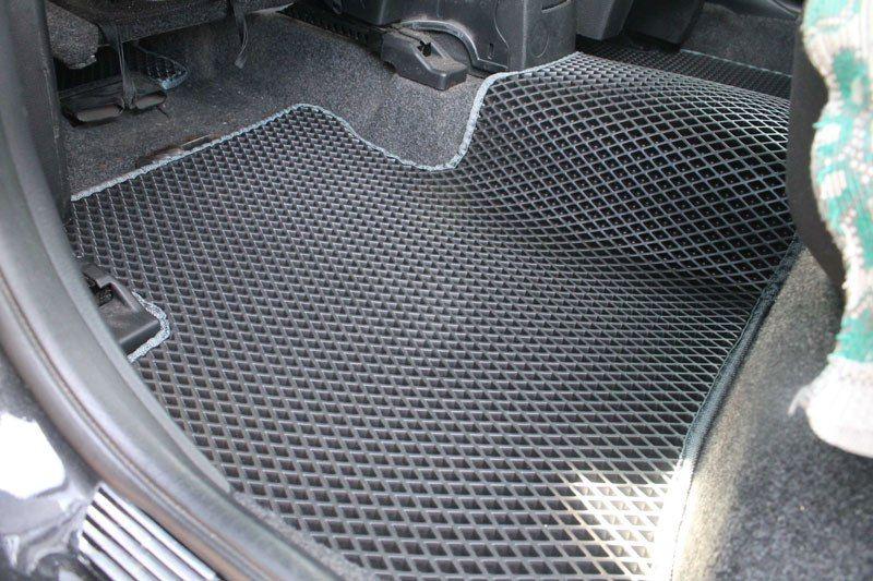 Как сделать автомобильные коврики своими руками 39