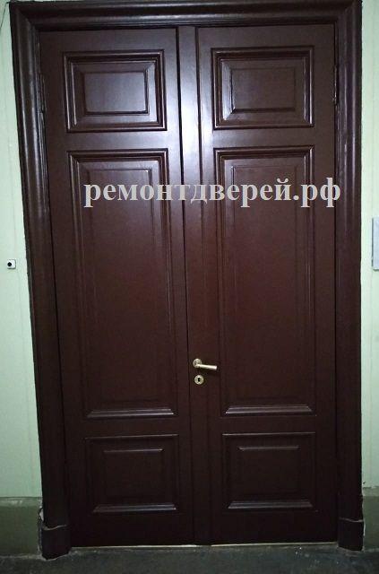 Межкомнатные двери Беленый дуб - Купить двери цвета