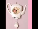 Часы настенные B&S  M 100 IV-F (белые)