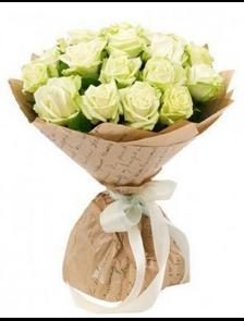 Букет 11 роз Лайт