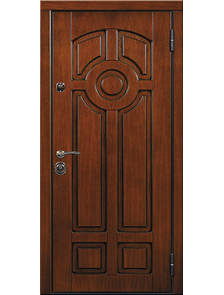 Талисман - Внешняя сторона входной двери