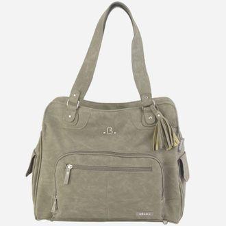 Универсальная сумка для мамы на коляску Beaba Paris Nursery Bag