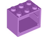 Container, Cupboard 2 x 3 x 2, Medium Lavender (4532 / 6010825 / 6035703)