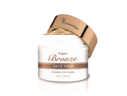 Sr cosmetics Copper Bronze Face Mask  SR cosmetics 200ml