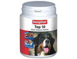 Beaphar Top 10 Multi-Vitamin Tablets для собак, 180 таб. Артикул: 125425