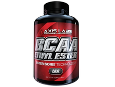 AXIS LABS BCAA ETHYL ESTER 180 капс