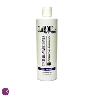 Кератин GLAMOUR Keratin Straightening with Amazon Acai & MuruMuru, 473 мл