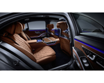 "Luxury class discreetly armored limousine ""DIPLOMAT"" based on all-new Mercedes-Benz S450/500 long V223 4Matic in CEN B4 from 1st quarter of 2021 year!!!"