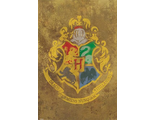 Постер Maxi Pyramid: Harry Potter (Hogwarts Crest)