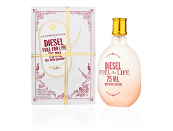 "Туалетная вода Diesel ""Fuel for Life Summer Edition pour Femme"", 75ml"