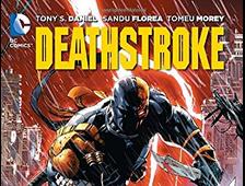 Купить Deathstroke Vol. 1: Gods of War в Москве