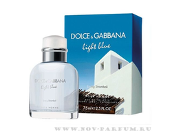 Dolce&Gabbana - Light Blue Living Stromboli 125ml
