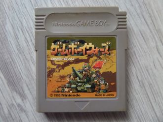 GameBoy Wars для Game Boy