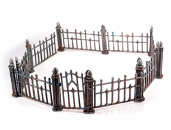 WROUGHT IRON FENCE (prepainted)