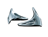7334 Kuryakyn Outer Fairing Comfort Accent for GL1800, Chrome