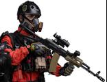 Коллекционная фигурка 1/6 RENEGADE VM-018 - VTS Toys
