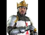 ПРЕДЗАКАЗ - Ричард Львиное Сердце - Коллекционная фигурка 1/6 Empires Series - Richard the Lionheart (SE004) - COOMODEL