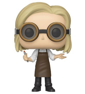 Фигурка Funko POP! Vinyl: Doctor Who: 13th Doctor with Goggles