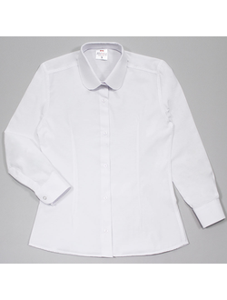 Блузка (белый) | арт.78544