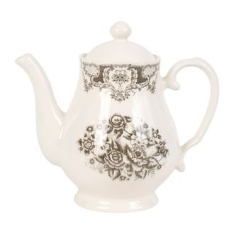 Кофейник - чайник 200495 COFFEE POT CLOTHILDE GREY 96.5CL EARTHENWARE