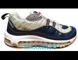 Кроссовки Nike Air Max 98 темно-синие