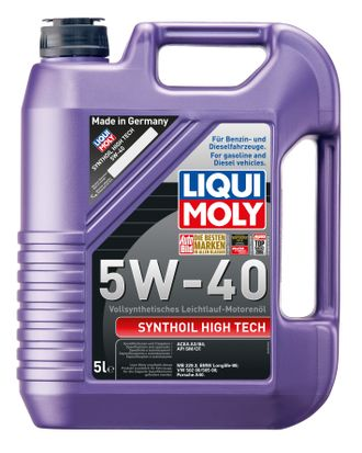 1925 Liqui Moly  Synthoil High Tech 5W-40 (5л.)
