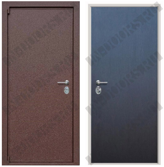 двери металлические 2100 1000