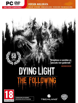 Dying Light: The Following - Enhanced Edition [STEAM] (PC) КЛЮЧ