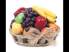 Корзина с фруктами солнце Майями