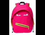 Молодежный рюкзак Zipit GRILLZ BACKPACKS розовый неон