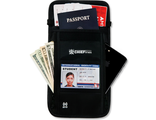 Travel Wallet-Passport Holder-Neck Pouch-Anti-Theft-RFID Blocking-Traveling Accessories