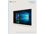 Операционная система Microsoft Windows 10 Home 32, 64 bit Rus Only USB RS (KW9-00500)