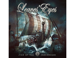 LEAVES' EYES - SIGN OF THE DRAGONHEAD 2-CD Digibook