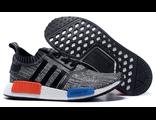 Adidas NMD Runner черно-серые (41)
