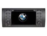 Штатная магнитола FlaxBox series KA-2031 для BMW X5 E53 (Windows CE6.2)