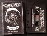 "Overcharge ""Electric reaper. Some more speedshit"" (Alchemy Records)"
