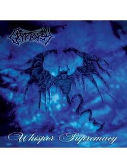 Cryptopsy - Whisper Supremacy LP silver