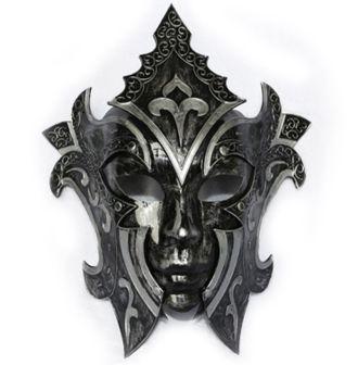 маска гладиатора, воина, красивая, масочка, венецианская, венеция, на лицо, маскарад, карнавал