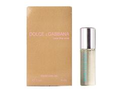 "Dolce and Gabbana ""Rose The One"" 7ml"