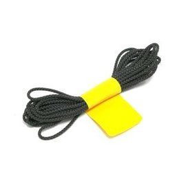 String, Cord Poly 1.2mm Thickness - 180 Cm  42042 , Black (21478 / 6116684)