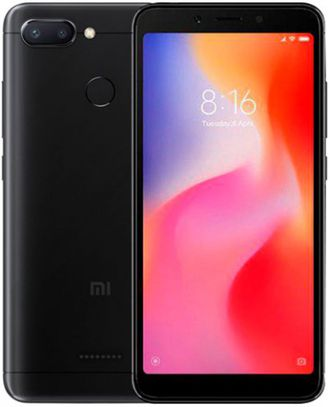 Xiaomi Redmi 6A 2/16gb black Global version