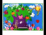 Дидактический коврик «Дерево»