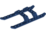 Helicopter Sled Rails 12 x 6, Dark Blue (30248 / 6137496 / 6259803)